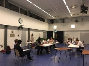 Mock Trial at The British School in The Netherlands