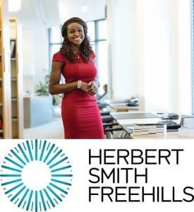 Damilola Onabowale Herbert Smith Freehills