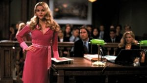 is being a law student like legally blonde