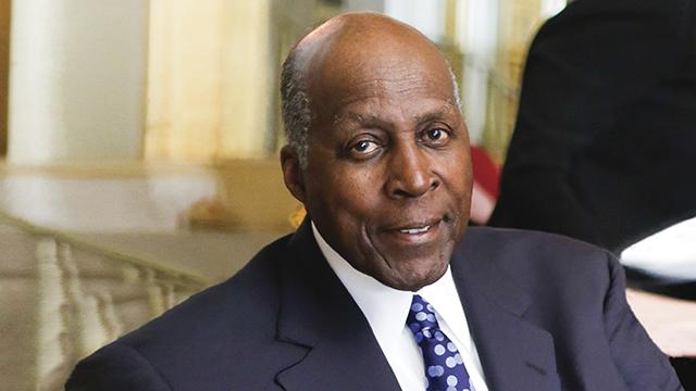 Vernon Jordan - Top 6 Successful Lawyers