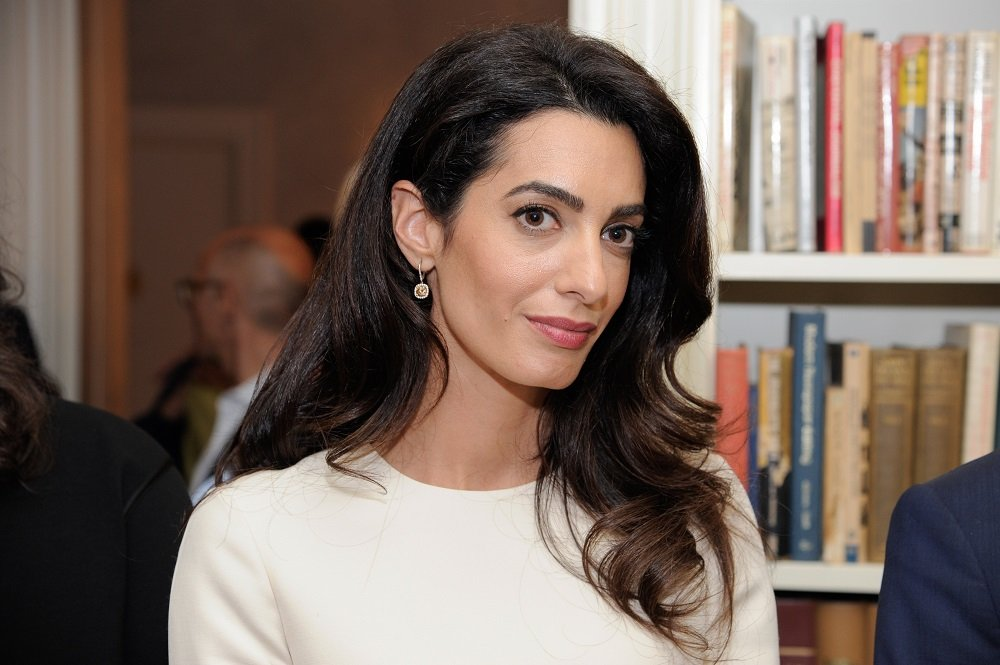 Amal Alamuddin Clooney - Top 6 Successful Lawyers