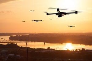 Drones Gatwick Legality