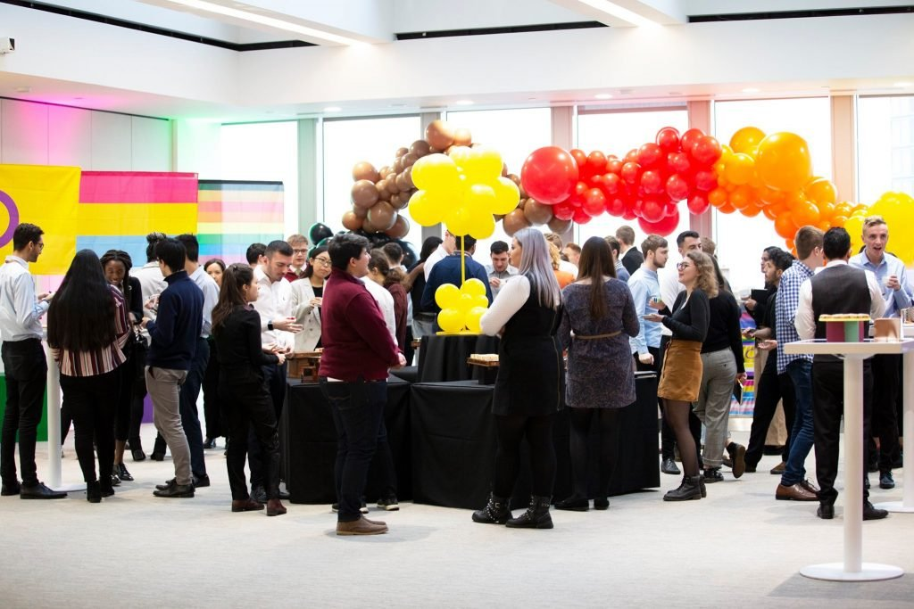Clifford Chance LGBT event