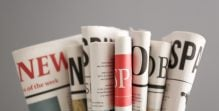 Newspapers involved with media law cases