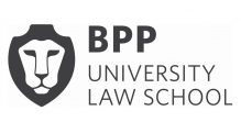BPP law school logo